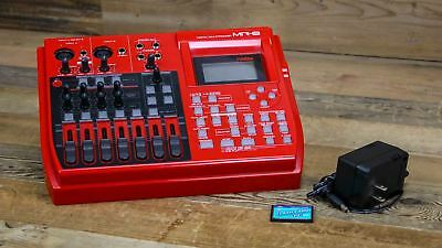 Fostex MR-8 Multi-Track Recorder w/ Cable - MR8 Multitracker U110261