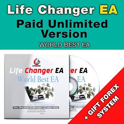 NEW for latest MT4 FOREXINSTANT DELIVERY Life Changer EA