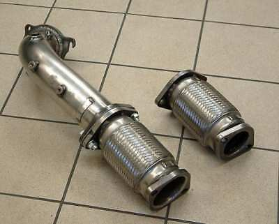 Mongoose Downpipe / Decat - fits Ford Fiesta Mk7 ST180