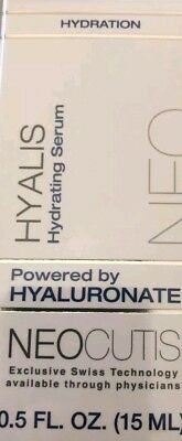 NEO HYALIS Hydrating Serum, 0.5 fl oz / 15 ml - NEW in box