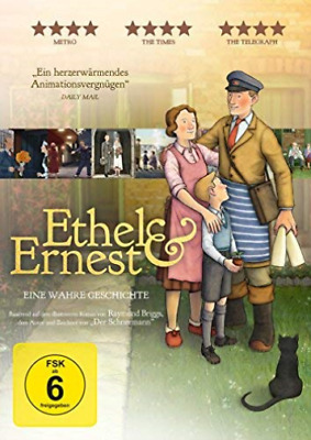 Various-Ethel & Ernest - (German Import) (Uk Import) Dvd New
