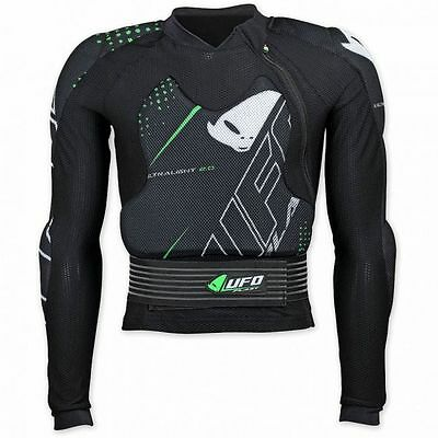 Pettorina Moto Enduro Integrale Enduro Cross Ufo Ultralight New 2.0 tg. XXL