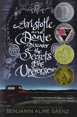 Saenz, Benjamin Alire-Aristotle And Dante Discover The Secr (UK IMPORT) BOOK NEW
