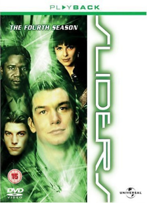 Jerry O'Connell, Cleavant D...-Sliders: The Complete Season  (UK IMPORT) DVD NEW