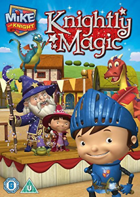 Mike the Knight: Knightly Magic (UK IMPORT) DVD NEW