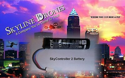 Parrot Bebop 2 Black Power Edition Skycontroller 2 Battery
