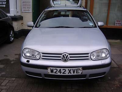 Volkswagen Golf estate tdi
