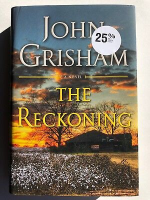 The Reckoning,  A Novel by John Grisham (2018, Hardcover)