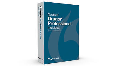Nuance Dragon Professional Individual V 14.0 - License key-windows only