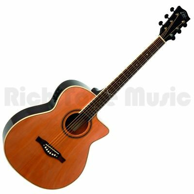 Eko NXT 018 CW EQ Natural Acoustic Guitar