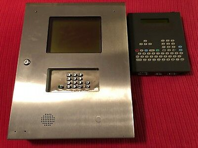 Chamberlain Elite Telephone Entry System Icon 26 and Processor Box