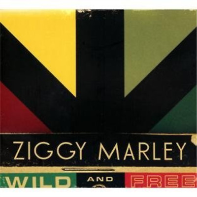 MARLEY, ZIGGY-Wild And Free (UK IMPORT) CD NEW