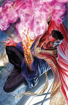 Doctor Strange By Alex Ross New Rolled POSTER 24x36 Marvel Comics 2016