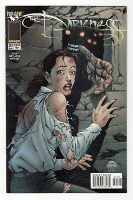 Top Cow Image Comics The Darkness (1996) #21 VF/NM