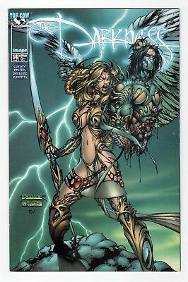 Top Cow Image Comics The Darkness (1996) #14 VF/NM