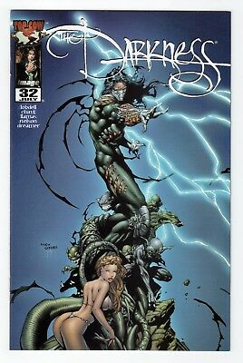 Top Cow Image Comics The Darkness (1996) #32 Finch VARIANT VF/NM