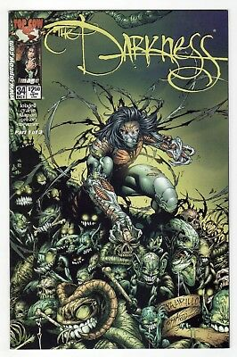 Top Cow Image Comics The Darkness (1996) #34 NM