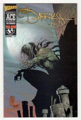 Top Cow Image Comics The Darkness (1996) #1 Wizard ACE Edition NM