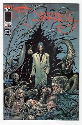 Top Cow Image Comics The Darkness (1996) #11 Benitez VARIANT VF/NM or better