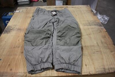 Extreme Cold Weather Insulated Ski Snow Pants GEN III ECWS Primaloft Large NEW
