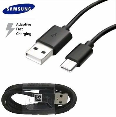Genuine Samsung Galaxy sync Charger Charging Cable S8 / S9+ Plus Type C USBC Lot
