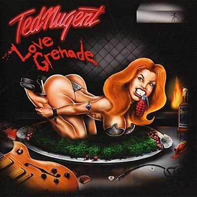 Ted Nugent-Love Grenade (UK IMPORT) CD NEW