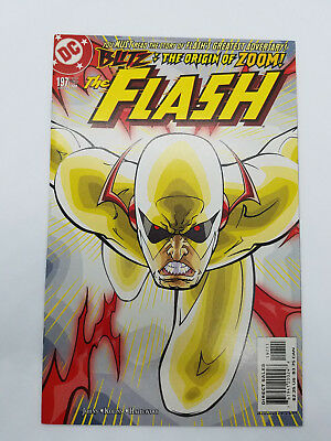 The Flash #197 1St Appearance Of Zoom