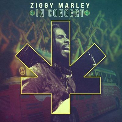 Ziggy Marley-Wild And Free Tour 2012 (UK IMPORT) CD NEW