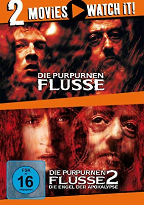 Various-Die Purpurnen Flusse 1/2 - (German Import) (Uk Import) Dvd New
