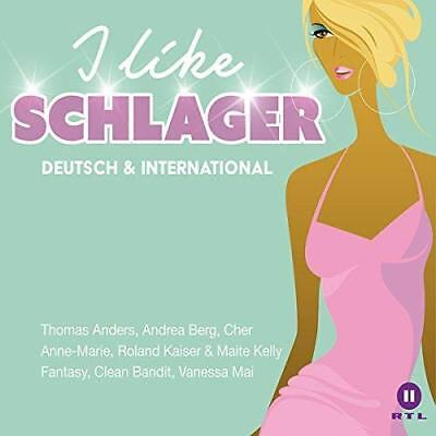 Various-I Like Schlager-63 Discofox Party Hits Fur 2017 (Uk Import) Cd New