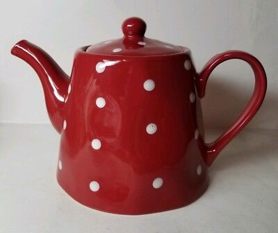 Teapot With Lid Williams Sonoma Grande Cuisine Made In Portugal