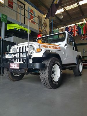 Jeep Renegade CJ7 (1982)