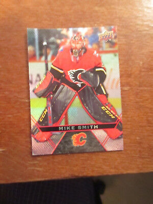 2018-19 Tim Hortons NHL - GOALIE MIKE SMITH - CALGARY FLAMES - #45