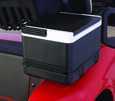 EZGO RXV Golf Cart 2008-up Beverage Cooler Kit Passenger Side Mount