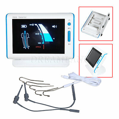 Dental Apex Locator Root Canal Finder LCD Tooth Treatment Handy R1 US HOT Sales