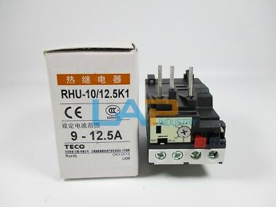 TECO RHU-10//30K1 24.5-30A Thermal Overload Relay NEW