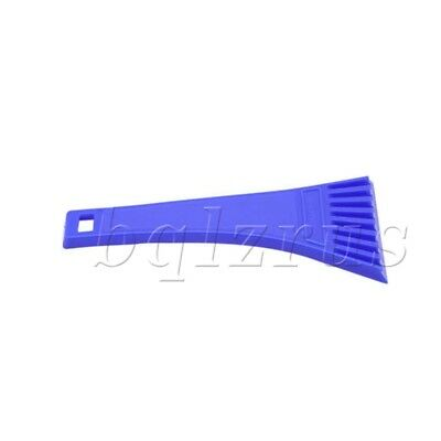 Portable Blue Car Vehicle Windshield Snow Ice Shovel Brush Scraper Cleaning Tool