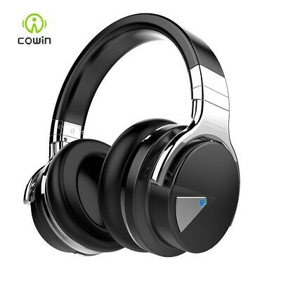 COWIN E7 ANC Upgraded Bluetooth Over Ear Wireless Noise Cancelling Headphones