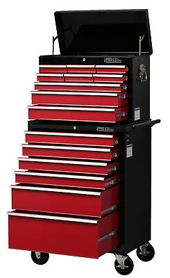 Hilka, HD Pro, 15 Drawer, Combination, Heavy Duty Chest.