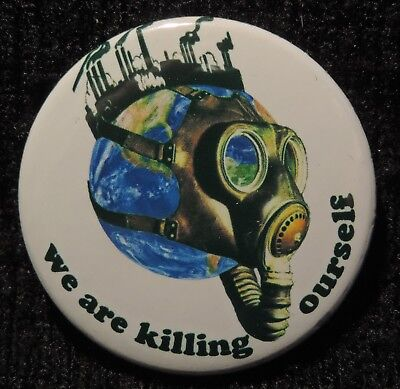 Pin Button Badge Ø38mm We Are Killing Ourself