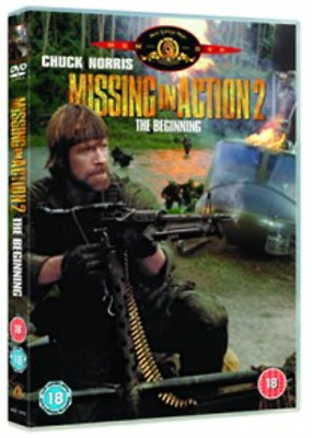 Chuck Norris, Soon-Teck Oh-Missing in Action 2 - The Beginni (UK IMPORT) DVD NEW