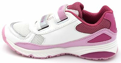 GEOX JUNIOR GIRL WOMAN SNEAKER SHOES CASUAL FREE TIME J Y E J54L5E 000HH
