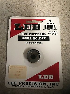 38 S/&W, 38 Special, 357 Magnum Lee Precision Universal Shell holder #1