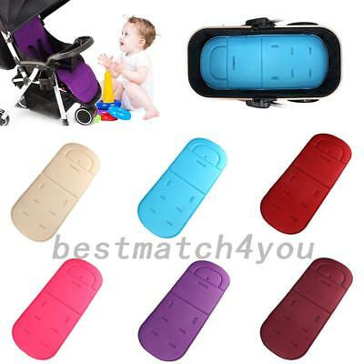 Baby Stroller Pram Accessories Cushion Pushchair Carriage Pad Breathable Mat