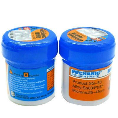 20/35g Solder Flux Paste Melting Point 250℃ BGA IC Chip Reballing Repai UK