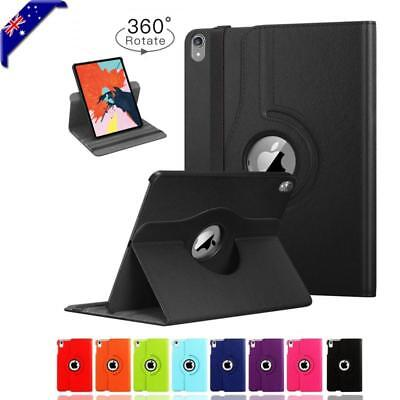 """360 Rotating Smart Leather Case Cover For Apple iPad Pro 11""""  2.9"""" 2018 & 2017"""