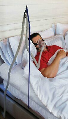 NEW Cpap Hose Holder for Sleeping - Tangle Proof