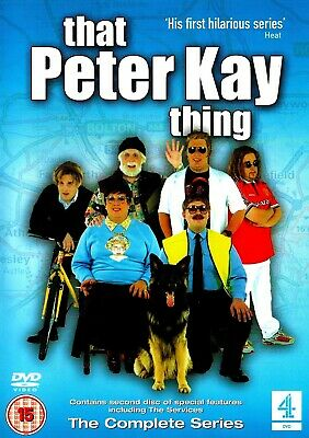 That Peter Kay Thing - The Complete Series (DISCS ONLY) DVD TV