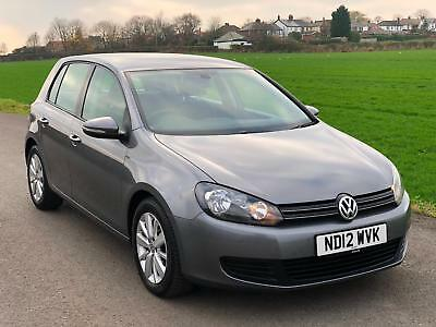 VW GOLF 1.6TDI BlueMotion Match - 1 OWNER - 80.7 MPG - £20 RFL