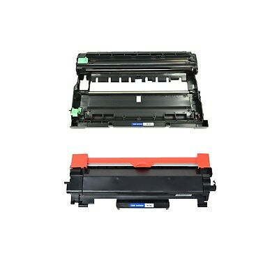 For Brother TN760 Toner Cartridge / DR730 Drum DCP-L2550DW MFC-L2750DW w/Chip